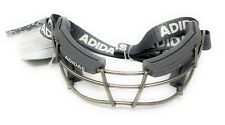 Adidas Eqt Oqular Lacrosse Goggles Bs4313 Titanium Cage $60 Msrp New with Tags