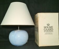 "Rare 1983 Holmegaard Glass Lamp Mutsuo Inoue ""Jasmin"" Scandinavian Danish Modern"