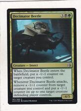 Magic: MTG: Amonkhet: Foil: Decimator Beetle