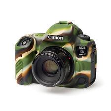 easyCover Funda De Silicona Funda para Cámara Reforzada para Canon 5D MkIV
