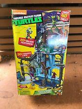 Teenage Mutant Ninja Turtles SECRET SEWER LAIR Playset TMNT2012 unopened package