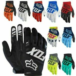 2018 Fox Gloves Racing Motorcycle Gloves Cycling Bicycle MTB Bike Riding