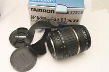 Tamron B018 18-200mm F/3.5-6.3 II VC Di Lens For Canon DSLR