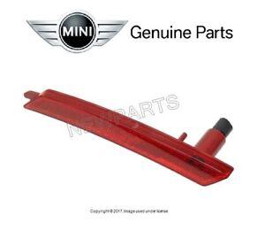 For Mini Cooper Rear Left OES Turn Signal Marker Light Lamp Lens 63132751333 New