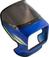 Fits Suzuki GS 125 ES Fr Disc UK 1982-1999 Headlight Panel Blue