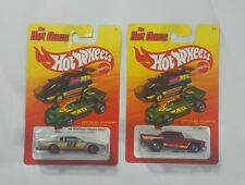 Hot Wheels The Hot Ones Series '84 Pontiac Grand Prix, 57 Chevy Lot Of 2