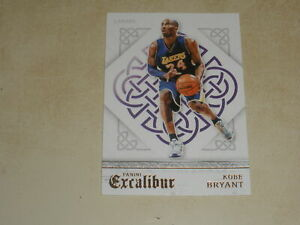 2015-16 Panini Excalibur Kobe Bryant #100