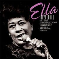 FREE US SHIP. on ANY 3+ CDs! NEW CD Ella Fitzgerald: Best of the Concert Years: