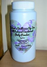 Natures Brilliance By Sue Natural Deodorant Body Powder