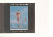 """PINK FLOYD """"Shine On (Selections From The Box)"""" 1992 Columbia Promo CD"""