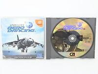 AERO DANCING i Dreamcast Sega dc