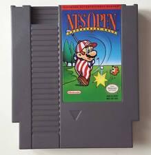 NES Open Tournament Golf Game Cartridge For Nintendo Entertainment System