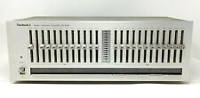 Technics SH-8020 stereo frequency equalizer hifi equalizzatore home hifi vintage