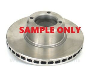 New ACDelco Front Brake Disc to suit Holden Jackaroo Monterey ACDR842 with ABS