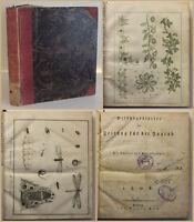 Bildungsblätter oder Zeitung für die Jugend 1808 3 Jhg Heft 79-152 selten sf