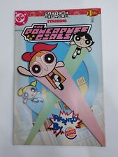 Powerpuff Girls #1 DC Comic Book BURGER KING 2002 Cartoon Network Mint Free Ship