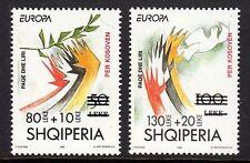 Albania - 2001 Aid for Kosovo - Mi. 2784-85 MNH