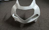 Unpainted Upper Fairing Nose Cowl for Suzuki GSX-R 600/750 01-03 GSXR1000 00-02