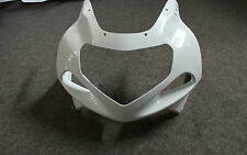 Unpainted Upper Fairing Nose Cowl for Suzuki GSX-R 600/750 01-03 GSXR1000 00-02