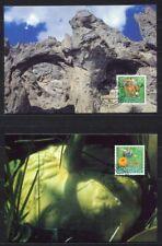 S3560 Liechtenstein Maxicard 1997, Europa, Legends 2v