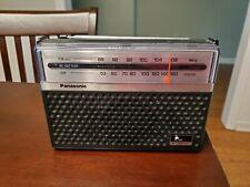 New ListingPanasonic Rf546 Vintage radio
