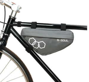 Cycle Frame Bag Weather Resistant Triangle Bag for Commuter Bike Tourer MTB XC