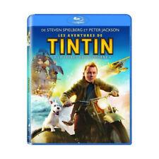 Les Aventures de Tintin, Le secret de la Licorne BLU-RAY NEUF