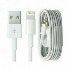 Apple 1m Lighting Charger Cable for iPhone and iPad - White (MD818ZM/A)