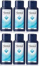 6 Pack Nizoral A-D Anti-Dandruff Ketoconazole 1% Shampoo - 7 oz (200 mL)
