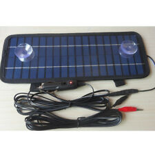 4.5W/12Volt Smart Power Electric Solar Panel Battery Charging For Car Boat Motor