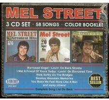 Mel Street - 58 Songs [New CD] Boxed Set, With Book