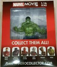 MARVEL MOVIE COLLECTION HULK XLVI FIGURINE HEROCOLLECTOR 1/16 NEUF !!!!!