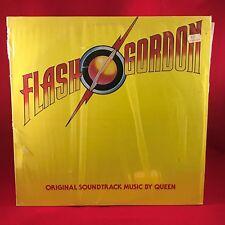 QUEEN Flash Gordon 1980 Singapore vinyl LP EXCELLENT CONDITION soundtrack OST
