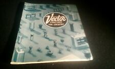 Vector Electronic 1961 Catalog 25 Two Sided Printed Pages Plus Price Sheets