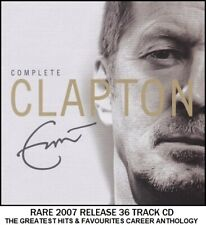 Eric Clapton - The Very Best Greatest Hits Compilation - Rare 2007 Rock Pop 2Cd