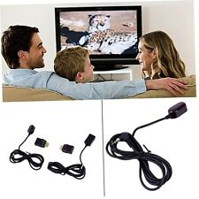 IR Extender Over HDMI Remote Control Adapters Receiver Transmitter Cable Kit ME