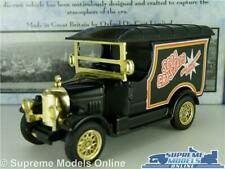 MORRIS BULLNOSE TRUCK LORRY VAN SODA CRYSTALS 1:64 SCALE APPROX OXFORD DIECAST K