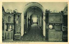 Partie du Vestibule, Hotel Saratz, Pontresina Switzerland