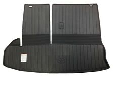 OEM CARGO MAT / LINER / TRAY 14 2015 2016 2017 TOYOTA HIGHLANDER (BLACK COLOR)