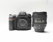 Nikon D600 24.3MP Digital SLR Camera Kit w/ AF-S ED VR 24-85mm Lens, Extra Items