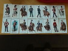 More details for wills-1895 soldiers of the world (all with ld) 76 cards collection l@@k