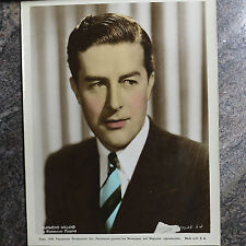 "Raymond Milland in Paramount Pictures 1938 Copyright 8"" X 10"" Official Photo"