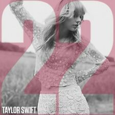 "TAYLOR SWIFT - Limited Ed Numbered ""22"" CD Single SEALED - Twenty Two - SWIFTIES"
