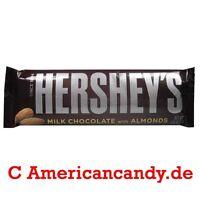 6x Hershey's Milk Chocolate with Almonds   (3,25 €/100 g)