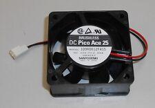 Sanyo Denki DC Pico Ace 25 - 12 VDC Cooling Fan - 60x60x25mm - 15.5CFM