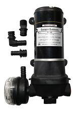 Agriculture Pump 12 volt 17 l/min 40 PSI Chemical Seals Farm Pest Spray Garden
