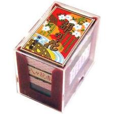 Set of 2 Nintendo Japan Play Cards Game Set Hanafuda Miyako No Hana Red(japan