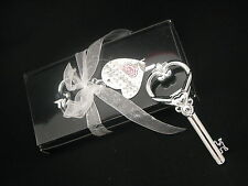 """60 of """"Love Key"""" bottle opener in gift box + free personalised labels"""