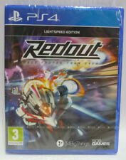 REDOUT LIGHTSPEED EDITION - PS4  - NUOVO - NEW SEALED PAL UK