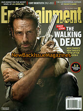 Entertainment Weekly 7/13,Andrew Lincoln,Cover 1 of 3,July 2013,NEW